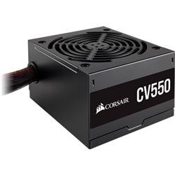 CORSAIR CV SERIES- CV550- 80 PLUS BRONZE 550 WATT POWER SUPPLY