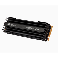 FORCE MP600 SERIES GEN4 NVME PCIE M.2 SSD 500GB; UP TO 4-950MB/S SEQUENTIAL READ- UP TO 4-250MB/S SEQUENTIAL WRITE