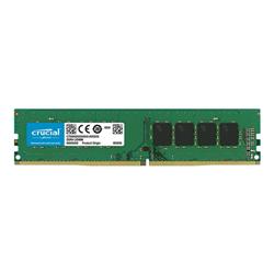 CRUCIAL 16GB DDR4 DESKTOP MEMORY- PC4-25600- 3200MHZ- DRX8- LIFE WTY