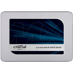 CRUCIAL MX500 2TB- 2.5