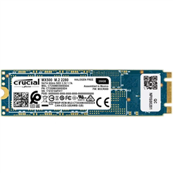 CRUCIAL MX500 250GB- M.2 INTERNAL SATA SSD- 560R/510W MB/S- 5YR WTY