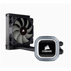 CORSAIR HYDRO SERIES H60- 120MM RADIATOR- SINGLE 120MM PWM FAN- LIQUID CPU COOLER
