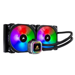 CORSAIR HYDRO SERIES H115I RGB PLATINUM LIQUID CPU COOLER