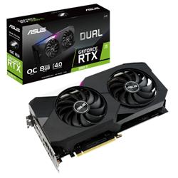 NVIDIA DUAL-RTX3060TI-O8G-V2 GRAPHIC CARD