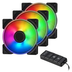 FRACTAL DESIGN ADJUST R1 RGB FAN CONTROLLER- BLACK