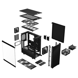 DEFINE 7 COMPACT BLACK TG LIGHT TINT