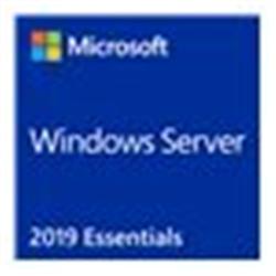 MICROSOFT WINDOWS SERVER ESSENTIALS 2019 - RETAIL PACK