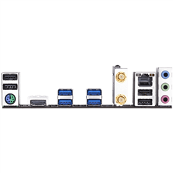 GIGABYTE B450M DS3H MB- AM4- 4XDDR4- 4XSATA- 1XM.2- USB3.1- WIFI-AC- UATX- 3YR