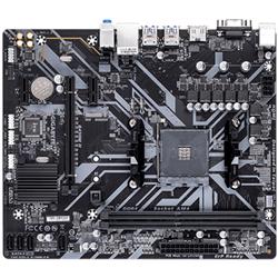 GIGABYTE B450M H MB- AM4- 2X DDR4- 4XSATA-1XM.2- USB3.1- MICROATX- 3YR