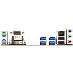 GIGABYTE B460M D2V MB- 1200- 2XDDR4- 6XSATA- 1X M.2- USB3.2 GEN1- UATX- 3YR