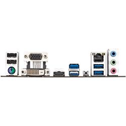 GIGABYTE B550M S2H MB- 2XDDR4- 4XSATA- 1XM.2- USB3.2 GEN1- UATX- 3YR