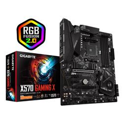 AMD- X570- GAMING X- AM4- 4XDDR4- 1XHDMI- 1XRJ45- 5XPCI-E- ATX- 2XM.2- 6XSATA- 3 YEARS WARRANTY