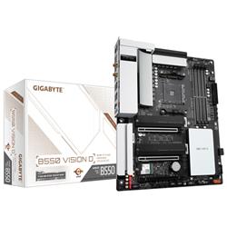 GIGABYTE Z590 VISION D MB- 1200- 4XDDR4- 6XSATAM- 3XM.2- USB3.2 GEN2- WIFI- ATX- 3YR