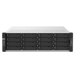 QNAP GM-1002- 20 BAY NAS(NO DISK)- XEON E-2236-16GB-10GBE SPF+(2)-2.5GBE(4)-3YR WTY