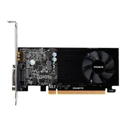 GIGABYTE GF GT 1030 PCIE X16-  2GB GDDR5- DVI- HDMI- LOW PROFILE- 3YR