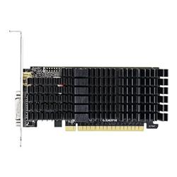 GIGABYTE GF GT710 PCIE X8- 2GB DDR5- DVI- HDMI- FANLESS LOW PROFILE- 3YR WTY