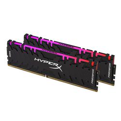 16GB 3200MHZ DDR4 CL16 DIMM (KIT OF 2) XMP HYPERX PREDATOR RGB