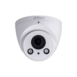 DAHUA EYEBALL NETWORK CAMERA- 2.7MM- 4MP- H.264/H.265- POE- IR- IP67- MICRO SD- 2YR