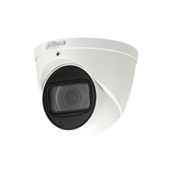 DAHUA EYEBALL NETWORK CAMERA- 2.7MM- 4MP- H.264/H.265- POE- IR- IP67- 2YR