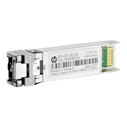 HP X132 10G SFP+ LC ER TRANSCEIVER- FOR SINGLE MODE FIBRE- RANGE UP TO 40KM