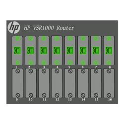 HP VSR1004 VIRTUAL SERVICES ROUTER E-LTU