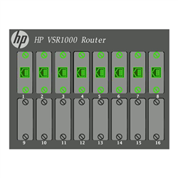 HP VSR1008 VIRTUAL SERVICES ROUTER E-LTU