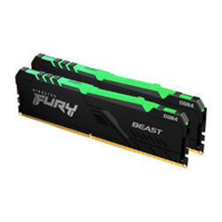 16GB 3200MHZ DDR4 CL16 DIMM (KIT OF 2) FURY BEAST RGB