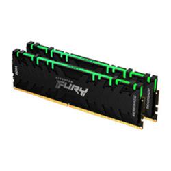 16GB 3200MHZ DDR4 CL16 DIMM (KIT OF 2) FURY RENEGADE RGB