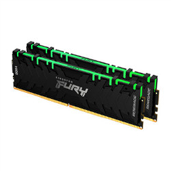32GB 3600MHZ DDR4 CL16 DIMM (KIT OF 2) 1GX8 FURY RENEGADE RGB