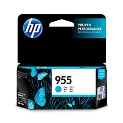 HP 955 CYAN  INK CARTRIDGE