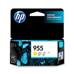 HP 955 YELLOW  INK CARTRIDGE