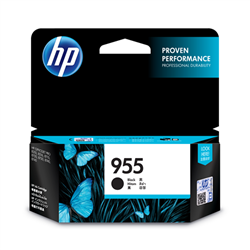 HP 955 BLACK  INK CARTRIDGE