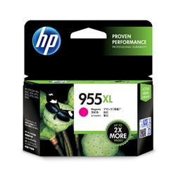 HP 955XL MAGENTA  INK CARTRIDGE