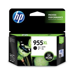 HP 955XL BLACK  INK CARTRIDGE