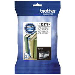 BLACK INK CARTRIDGE TO SUIT MFC-J5945DW - UP TO  3000PAGES