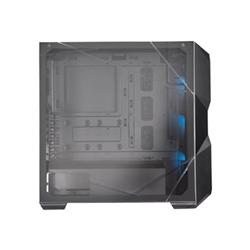 COOLER MASTER MASTERBOX TD500 MESH A.RGB- POLYGONAL MESH FRONT PANEL- CRYSTALLINE TEMPERED