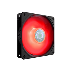 COOLERMASTER SICKLEFLOW 120 RED LED FAN 2000 RPM