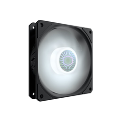 COOLERMASTER SICKLEFLOW 120 WHITE LED FAN 2000 RPM