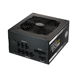 COOLERMASTER MWE 650W GOLD V2 MODULAR- FULLY MODULAR CABLE DESIGN- 80 PLUS GOLD- COMPACT S