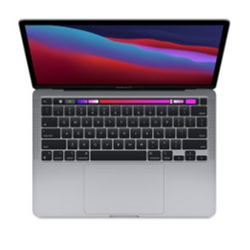 CTO 13-INCH MACBOOK PRO WITH TOUCH BAR/SPACE GREY/APPLE M1 CHIP WITH 8-CORE CPU AND 8-CORE GPU/16GB/512GB SSD STORAGE/M1 CHIP/BACKLIT KB/