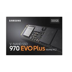 SAMSUNG (970 EVO PLUS) 500GB- M.2 INTERNAL NVME PCIE SSD- 3500R/3200W MB/S- 5YR WTY