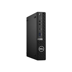 DELL OPTIPLEX 5080 MFF- I7-10700T- 16GB- 512GB- WL- W10P- 3YOS