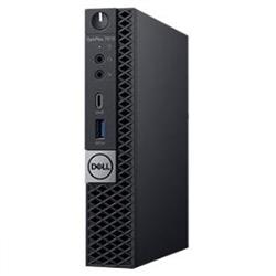 DELL OPTIPLEX 7070 MFF I7-9700- 16GB- 512GB SSD- WL- W10P- 3YOS