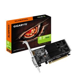GIGA NVIDIA GT1030- 2GB DDR4- DVI-D X1- HDMI X1- LOW PROFILE