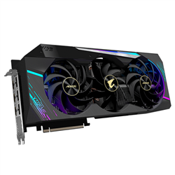 NVIDIA GEFORCE RTX 3090- 24GB GDDR6X 384-BIT MEMORY- MAX-COVERED COOLING LCD EDGE VIEW RGB FUSION 2.0 6 VIDEO OUTPUTS
