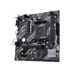 AMD A520 (RYZEN AM4) MICRO ATX MOTHERBOARD WITH M.2 SUPPORT- 1 GB ETHERNET- HDMI/D-SUB- SATA 6 GBPS- USB 3.2 GEN 1 TYPE-A