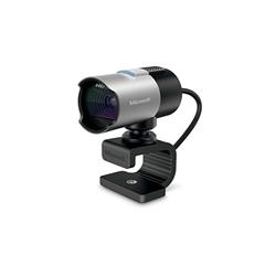 MICROSOFT LIFECAM STUDIO USB WEBCAM- 1080P HD- 30FPS- AUTOFOCUS - RETAIL (BLACK/SILVER)