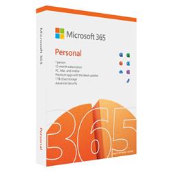 M365 PERSONAL ENGLISH APAC DM SUBSCR 1YR MEDIALESS P8
