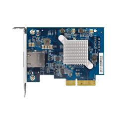 QNAP SINGLE-PORT 10GBASE-T NETWORK EXPANSION CARD (PCIE GEN3 X4)