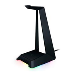 RAZER BASE STATION CHROMA - CHROMA ENABLED HEADSET STAND WITH USB HUB - FRML PACKAGING